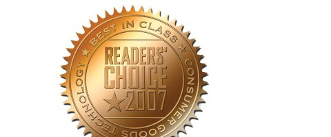 CGT Reader's Choice Award